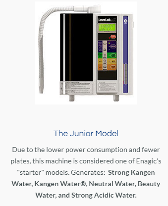 Kangen SD501 JUNIOR Water Machine