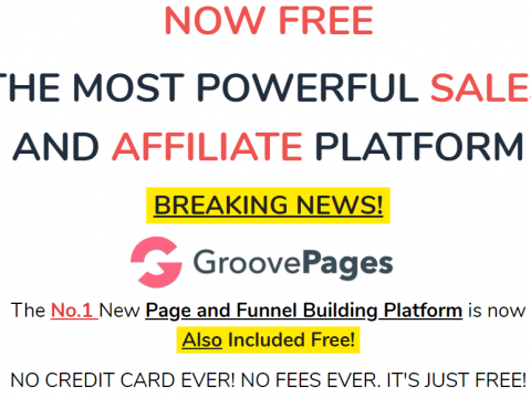 Groovepages Groovefunnels review features pros cons & lifetime deal